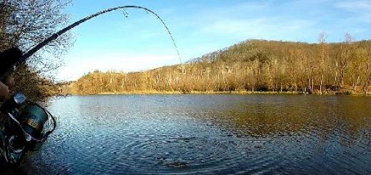 Рыбалка на спиннинг поздней осенью
