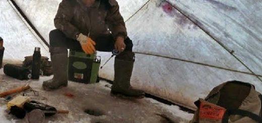 Рыбалка с Тонаром в Якутии