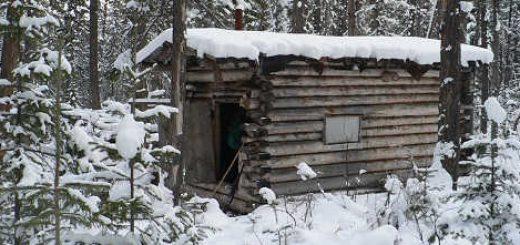 Заезд на зимовье
