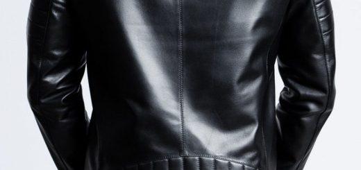 Куртки из кожи для мужчин от R&B Leather