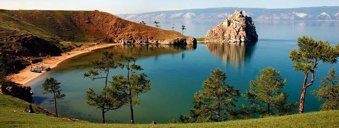 Отдых на Байкале осенью