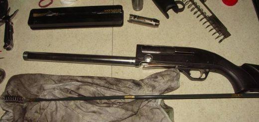 Последовательность чистки ружья после охоты