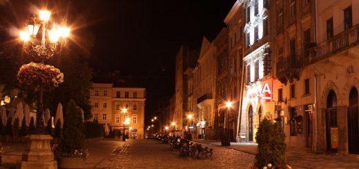 Экскурсионный тур по уголовным тайнам Львова
