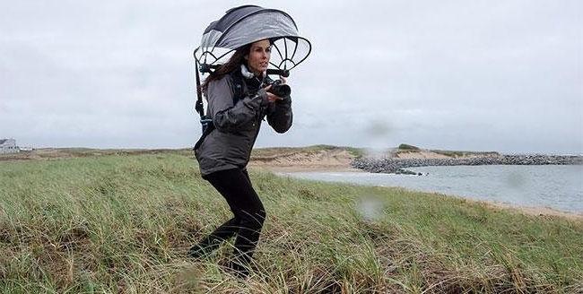 Как провести фотосъемку в непогоду