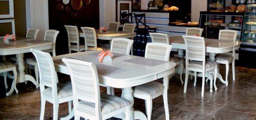 Как выбрать стулья для ресторана, кафе и бара