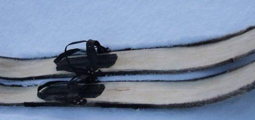 Камусные лыжи своими руками