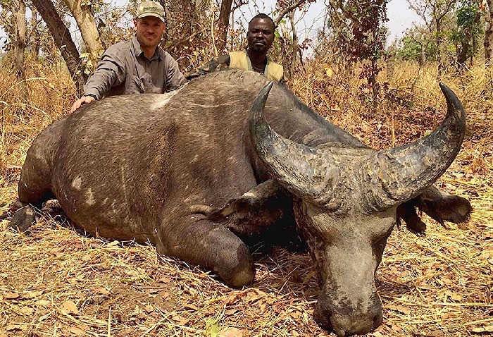 Охота в Буркина-Фасо