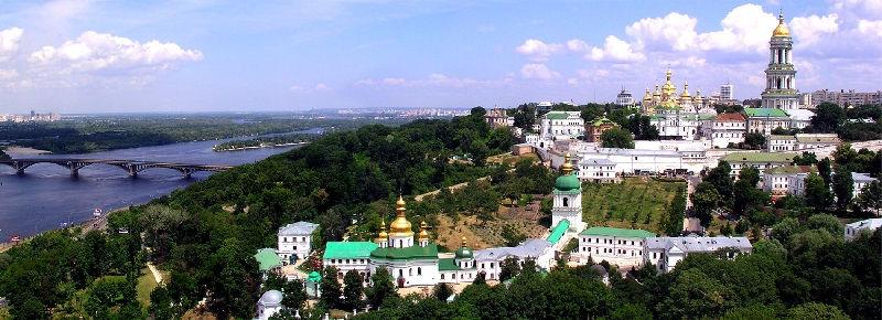 Отдых в Киеве