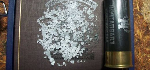 Патроны с солью