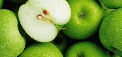 Полезность яблок