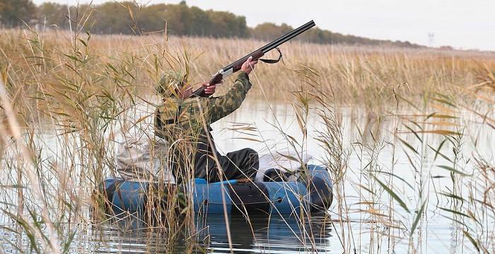 Сезоны любительской охоты