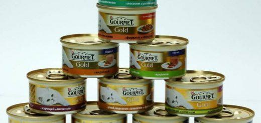 Корм Gourmet Gold