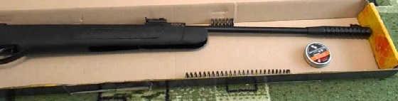 Пневматическая винтовка TORUN