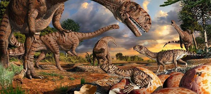 Динозавры не столь жестокие