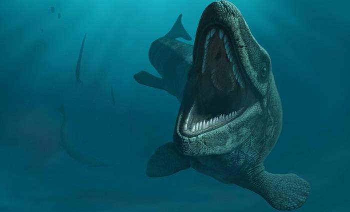 Родина мозазавров