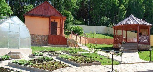 Облагораживание земельного надела