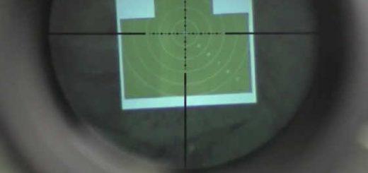 Как пристрелять оптический прицел на карабине