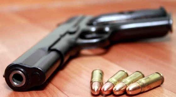 Распаковка пистолета ТТ