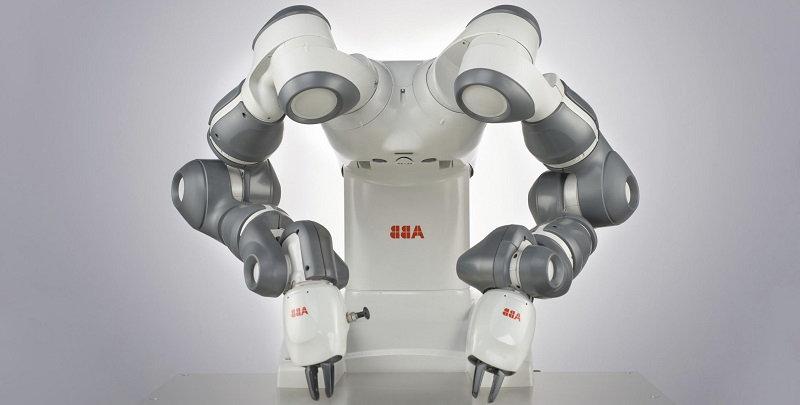 Развитие робототехники в Украине