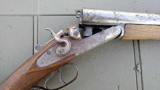 Реставрация ружья ТОЗ БМ