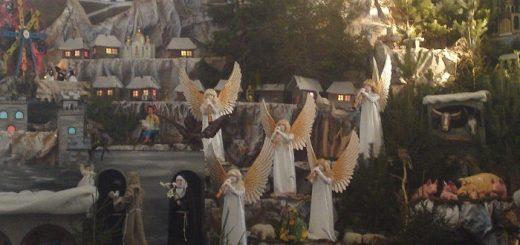 Празднование Рождества в Тернополе