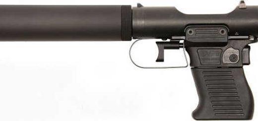 БЕСШУМНЫЙ пистолет VP9