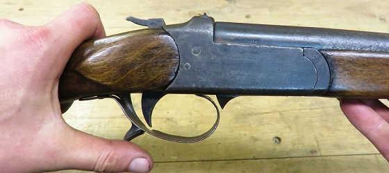 ИЖК курковое ружье 16 калибра