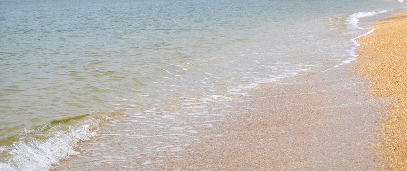 Отдых на берегу Азовского моря