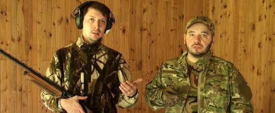 Тест турецких и российских ружей