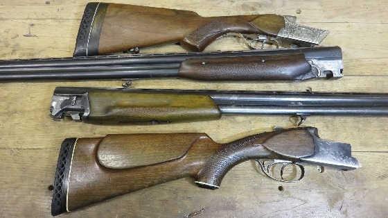 ТОЗ-34 или ИЖ-27