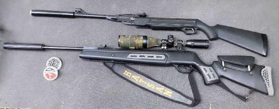 Hatsan-125 vs МР-512