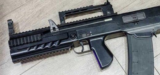 ШАК-12: стрельба и обзор