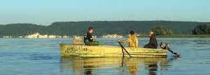 Харьковская рыбинспекция провела рейд по отлову браконьеров