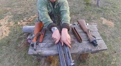 Сравнение ружей ИЖ-27 и ИЖ-54