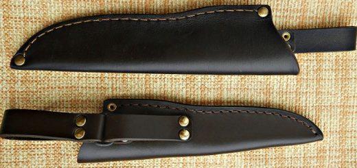 Кожаные ножны для ножей