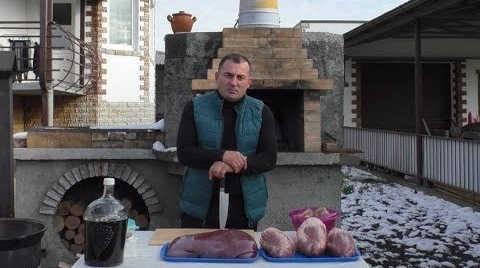 КОЛБАСА по-Кавказски