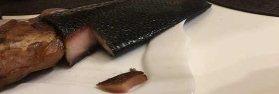 Копчёный хвост бобра