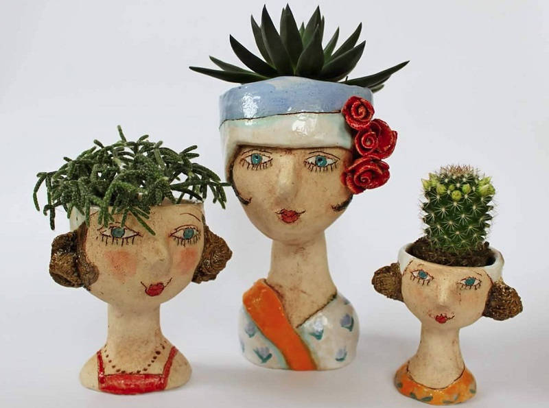 Куклы Ольги Сенькиной