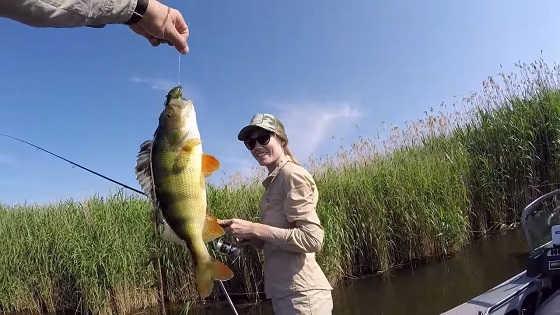 На рыбалку с женой