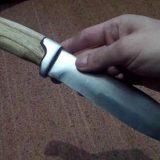 Нож из рессоры своими руками