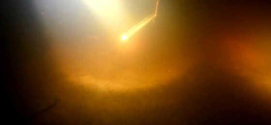 Подводная охота на ГРЭСе