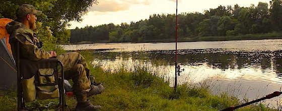 Рыбалка на Закидушки с Ночёвкой