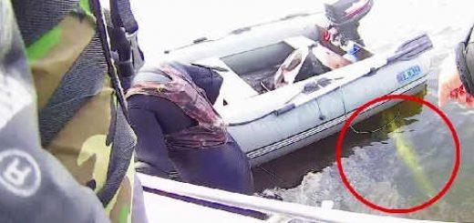 Рыбинспекция воюет с подводными охотниками