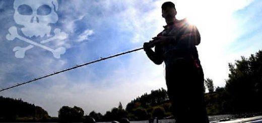 Рыболовный батл с женой