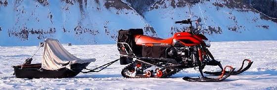 Выбираем снегоход за 200 тр