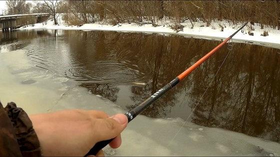 Рыбалка в Астрахани на спиннинг в марте