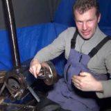 Экспедиционная печка для палатки