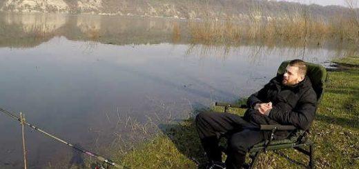 Рыбалка на Фидер в апреле