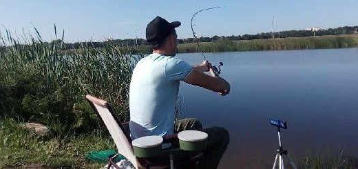 Рыбалка на фидер в Беларуси