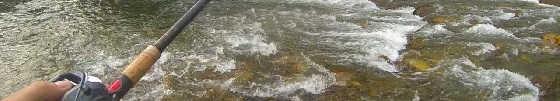 Ловля ХАРИУСа на труднодоступной реке